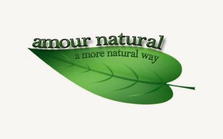 Amour natural logo