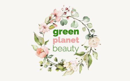 green planet beauty logo